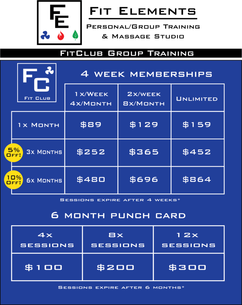 fit-elements-fitclub-packages