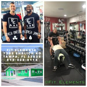 Personal Training in the Tampa Bay area