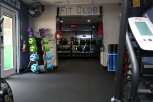 fit club group training