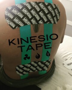 How can Kinesio Tape help me