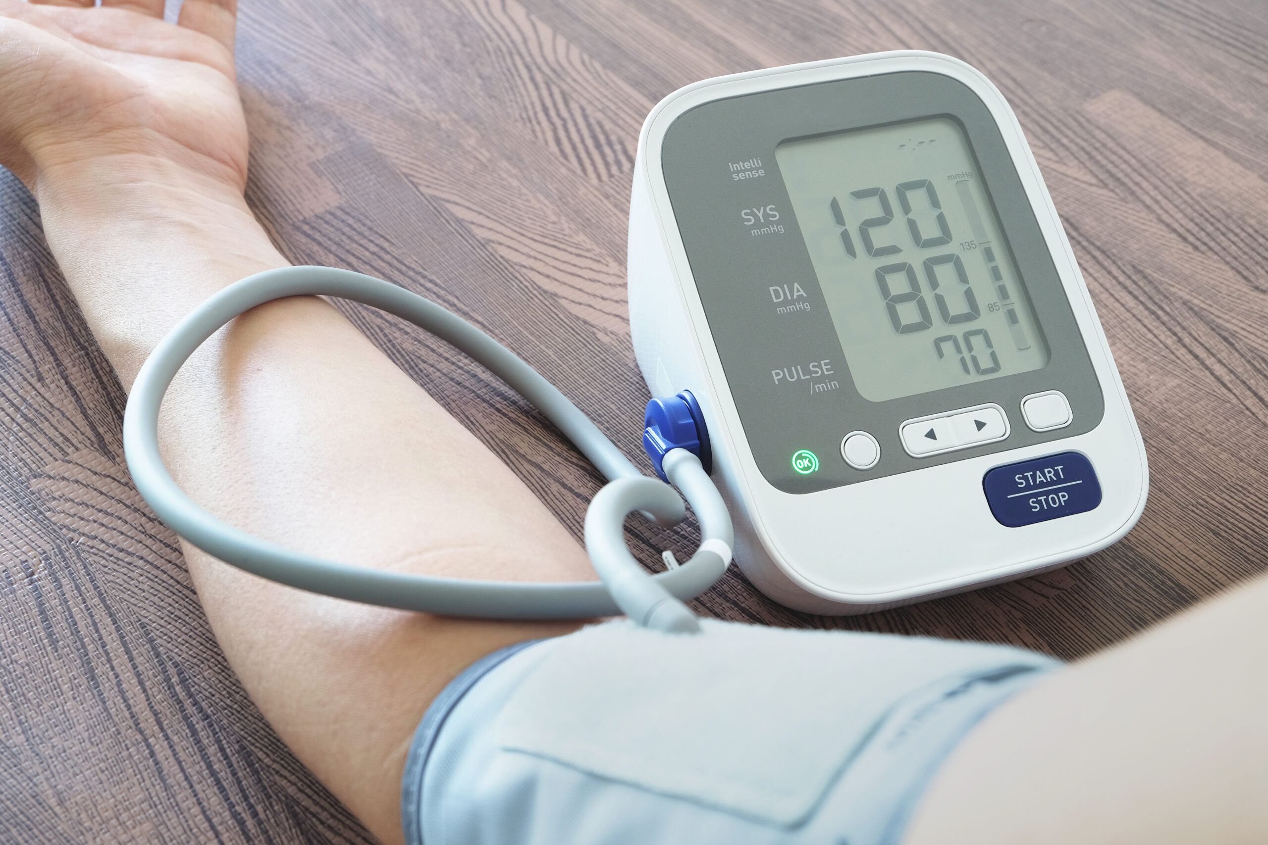 Massage Therapy helps your Blood Pressure